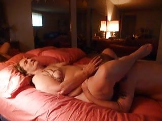 Amateur Grannies Getting video: fucking my man and getting a cunt blow job too