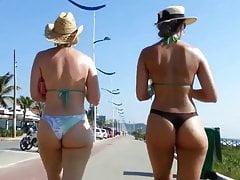 Candid Beach-filles brésiliennes2