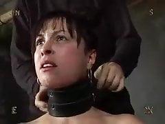 Mädchen im BDSM