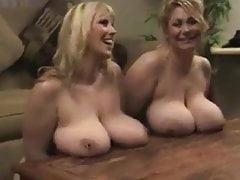 Dwie boginie Big Boob