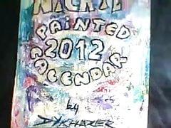 SSBBW Naughty Nickie - kalendarz demo 2012