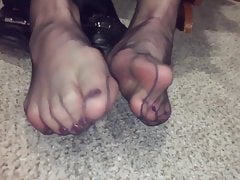 Jeu de chaussures