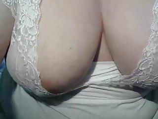 Webcam video: Ukrainian bbw webmodel Viollahot 30