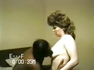 Interracial Lesbians Tits video: Old School
