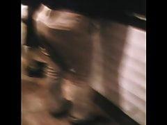 szczupłe obcisłe spodnie z hebanowej latynoskiej łupiny
