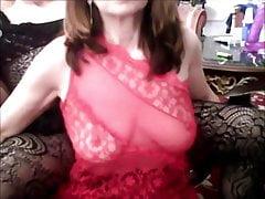 Crossdresser, Preparazione anale (fatto in casa)