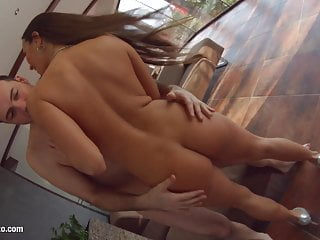 Mea Melone getting rough anal sex gonzo style by Ass Traffic