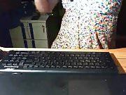 Black Mamba webcam dildo part 2