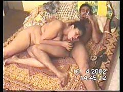 Video d'epoca di coppia srilankese