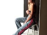 Stefanie Giesinger nippel