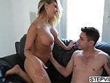Kagney Linn Karter seducing her stepson