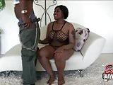 Ebony BBW Gorgeous Glamor