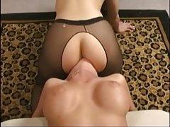Lesbian Femdom Face Sitting Luscious Mckenzee P2