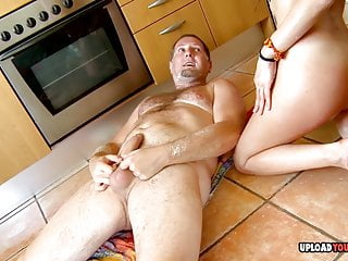 Big Tits Milf Homemade video: Hottie with glasses gets slammed in hardcore fashion