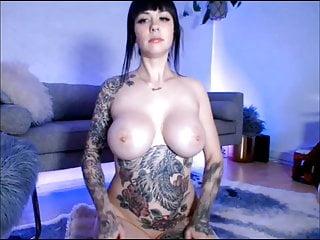 Amateur,Amateur Milf,American,Big Tits,Brunette,Hd,Mature,Milf,Tattoo,Tits