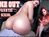 Time Out! Privates School! TEEN Mandy Muse & MILF Lady Fyre