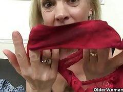 Do all British grannies love sexy underwear?