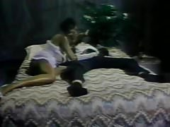 Escena de sexo Ebony Ayes - Dr. Juice's Lust Potion (1987)