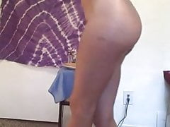 PAWG Kelnerka BOOTY CLAPS Out of Uniform - Ameman