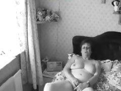 Chubby hairy mature wife hidden mast