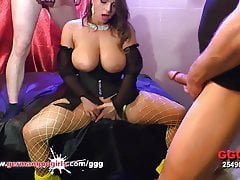 German Goo Girls - Fuck My Mom's Big Tits and Ass