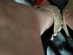 Fußsohlen High Heels