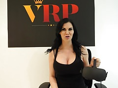 What did Jasmine Jae think about VRPFILMS