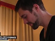 Griffin Barrows and Vadim Black - Couples Massage - Str8 to