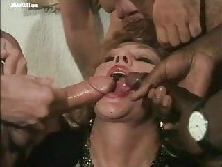 Marina Lotar blowjobs and hardcore