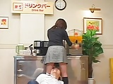 Public Nudity Asian video: Perverted Japanese Time Stopper