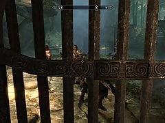 Niegrzeczna gra Skyrim, część 4