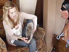 femdom pata cbt ponížení sexy dom