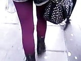 Candid Opaque Tights