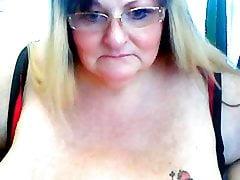 Oma Brüste