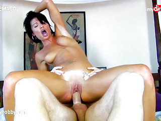 porno zadarmo - My Dirty Hobby - Fit MILF fucks for cash