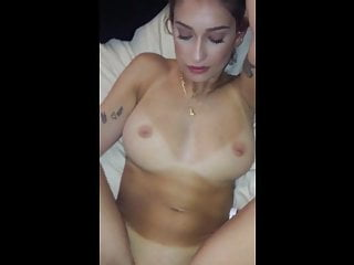 Big Cock Milf Creampie video: Delightful Busty Wife Loves Big Cock in Her Still Tight Cunt