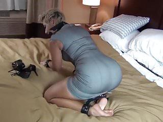 Porno video: Bondage 058