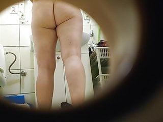 Bbw Big Ass Milf video: Hidden camera 3