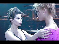 Elizabeth Berkley Gina Gershon Showgirl ScandalPlanet.Com