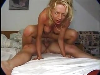 insatiable German Mom