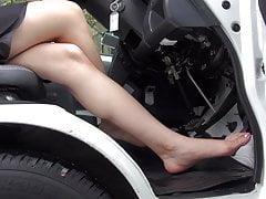 Barefoot Pedalpumping