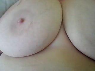Nipples Tits Big Tits video: Funbags saggy huge sexy natural boobs big nipples