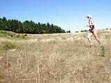 Naked jogging 007