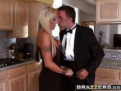 Brazzers - Historias de esposas reales - Houston y Keiran Lee - The