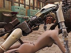 Robot enculeur Fallout 4