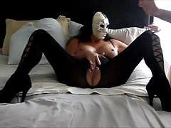 Pareja se masturba juntos (Tribute 2)
