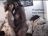 Amateur Interracial Oldyoung video: So one day THIS happened ...