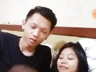 Blowjob Kissing Malaysian video: melayu- live show seks 2