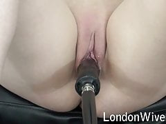 Tlustý, Puffy Pussy Fucked Sex Machine