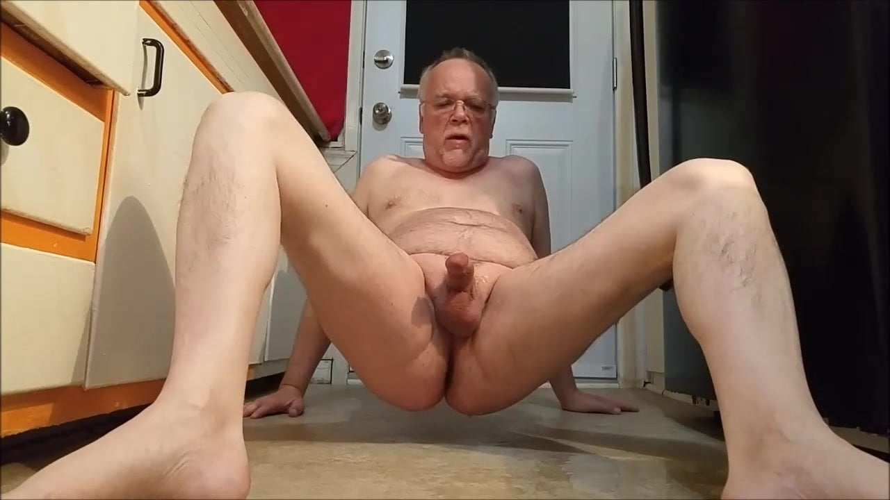Jerking off with piss…
